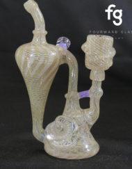 glass cigarette pipe