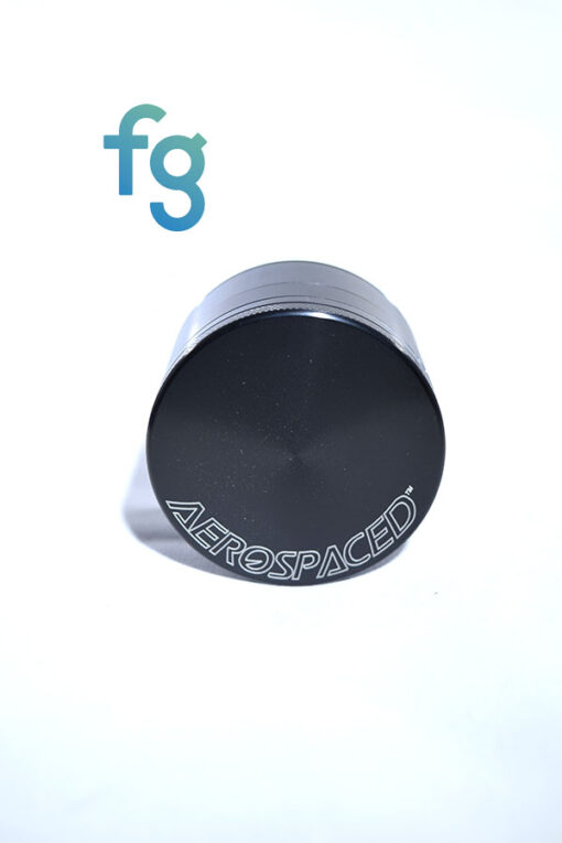 Aerospaced 4-Piece Herb Grinder available at Fourward Glass Gallery & Smokeshop in St. Petersburg, FL