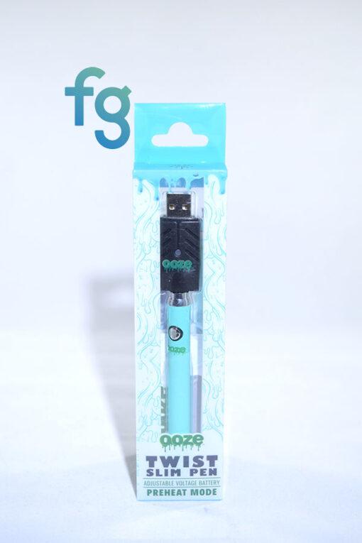 Shop Ooze Slim Twist Adjustable 510 Thread Cartridge Battery
