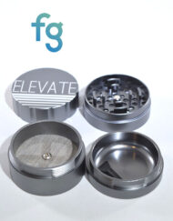 Elevate Essentials - 4 Piece Aerospace Aluminum 4 piece Herb Grinder