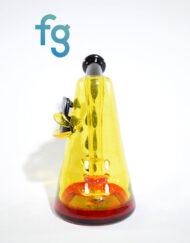 available at Fourward Glass Gallery & Smokeshop in St. Petersburg, FL Etai - Terps (CFL) Shredderz High End Custom Head Glass Waterpipe Vapor Rig