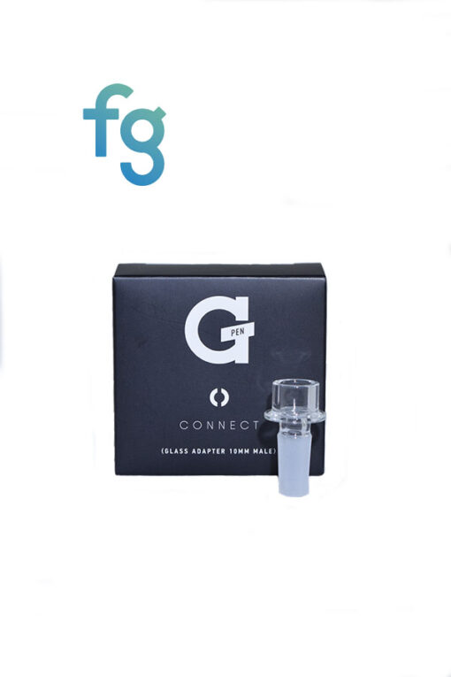 available at Fourward Glass Gallery & Smokeshop in St. Petersburg, FL G Pen Connect Portable Mobile Dab Device 10mm Adapter