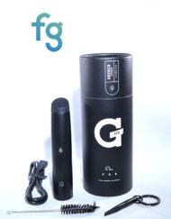 Grenco Science G Pen Pro Portable Vaporizer for Ground Material Dry Herb available at Fourward Glass Gallery & Smoke Shop in St. Petersburg, Tampa Bay, Florida