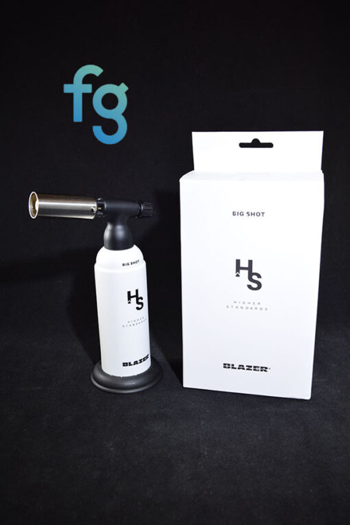 Higher Standards & Blazer Big Shot Butane Torch