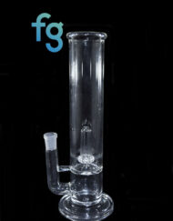 JJ Tagle Custom Hand Blown Glass Showerhead Waterpipe