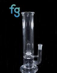 JJ Tagle Custom Hand Blown Glass Showerhead Waterpipe