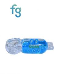 Blue Ooze Glycerin Freezable Dry Pipe