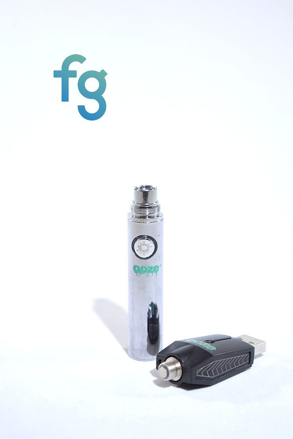 Ooze - 380mAh 510 Thread Vaporizer Vape Pen Battery with Smart USB Charger