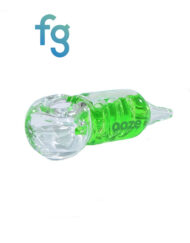 Ooze Cryo Glycerin Freezable Glass Dry pipe available at Fourward Glass Gallery & Smoke Shop in St. Petersburg Florida