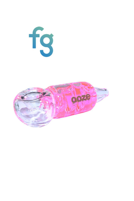 Pink Ooze Glycerin Freezable Dry Pipe