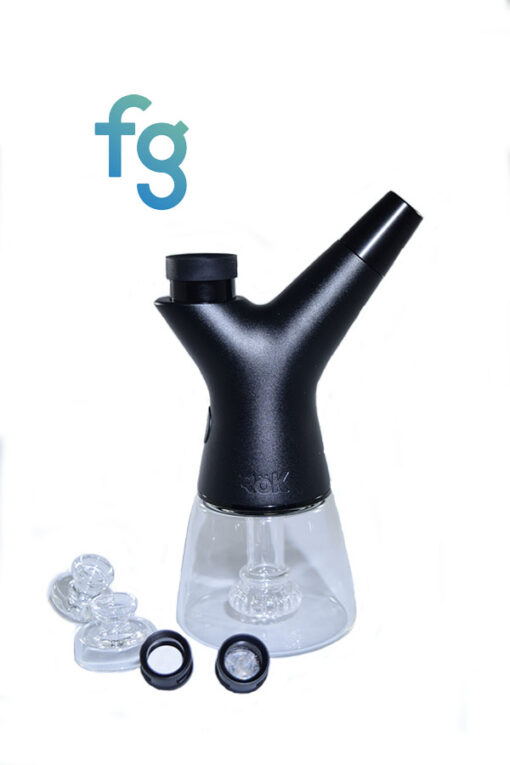 available at Fourward Glass Gallery & Smokeshop in St. Petersburg, FL Pulsar RoK Portable Concentrate E-rig Vaporizer Waterpipe