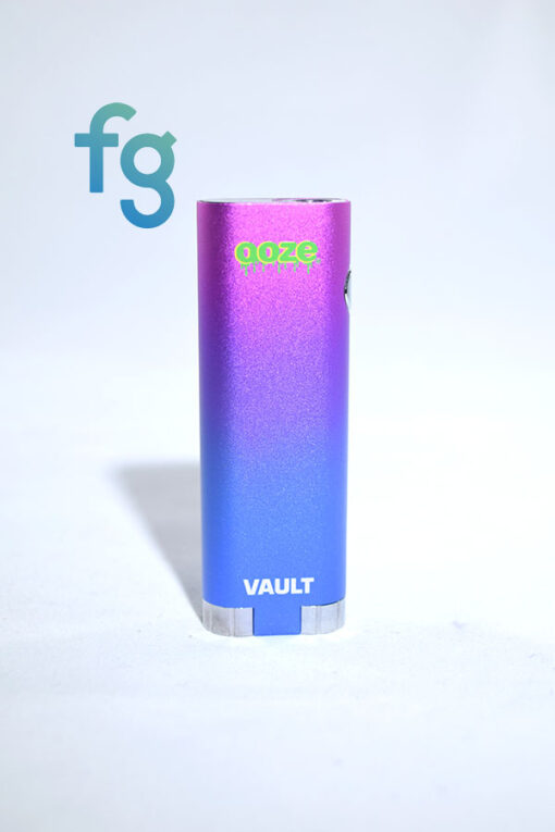 Ooze 510 Thread Battery Dab Pen for Cartridges and includes Atomizer for Concentrates with adjustable voltage and storage compartment
