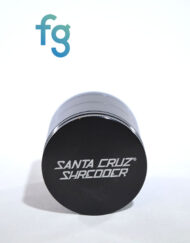 Santa Cruz Shredder - 4 Piece Aerospace Aluminum 4 piece Herb Grinder