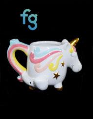 Unicorn Ceramic Coffee Tea Mug Pipe Stoner 420 Gift